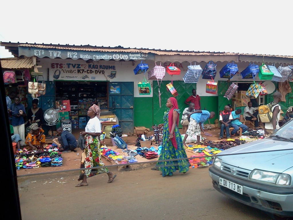 Cinq Kilo, Bangui