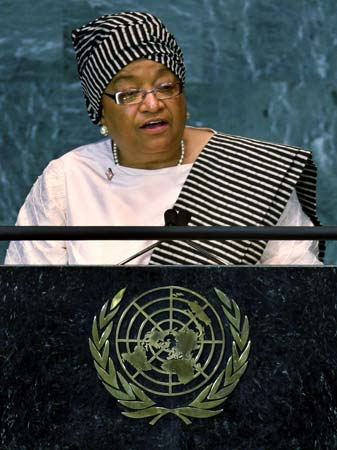 "essay on ellen johnson sirleaf Johnson-sirleaf is often referred to as the ""iron lady"" what are the personality traits that have earned her this moniker and describe generally the positive and."